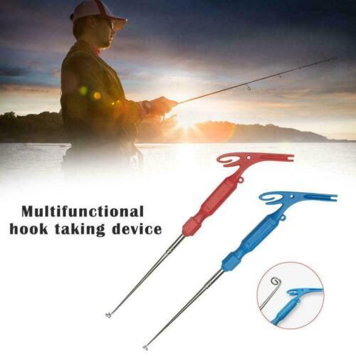 Universal Nail Knot Tying Tools Loop Tyer Hook Remover Multi Fishing Tackle N5D5