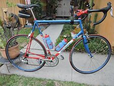 EDDY MERCKX MX LEADER 25th Anniversary, Complete Bicycle, 62cm RARE!