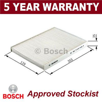 BOSCH Cabin Filter 1987432192 Single