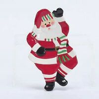 35624 Santa Claus Spoonrest Christmas Kitchen Baking Cooking Chef Merry Candy
