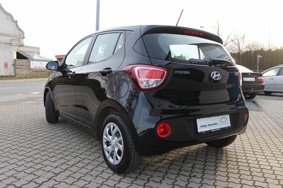 Hyundai i10 1,0 Trend Komfort Benzin modelår 2019 km 14000
