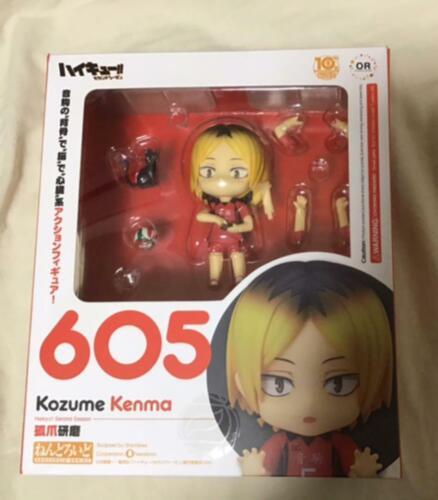 Haikyuu Nendoroid Figure Kenma Kozume 605