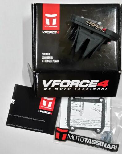 V-Force 4 Membrane Membraneblock 2-Takt Tuning Yamaha YZ 125 2005