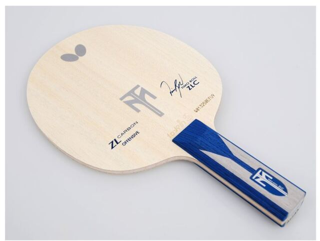 Ping Pong Racket Butterfly Timo Boll ZLC-ST Blade Table Tennis