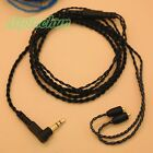 Earphone Audio Cable Replacement for Shure Headphone SE215/315/535/846 AA0205