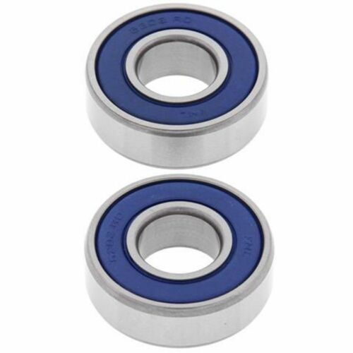 New Moose Racing Sealed Front Wheel Bearings For The 1981-1986 Suzuki RM 125 250