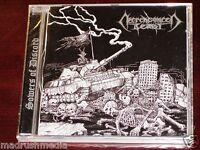 Necronomicon Beast: Sowers Of Discord Cd 2013 Doomentia Records Doom090cd1