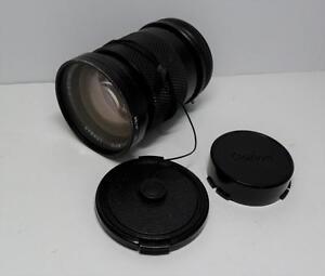 Lenmar-Auto-MC-28-80mm-1-3-5-4-5-Lens-SLR-film-cameras-w-caps-HOYA-filter-Japan