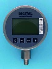 100mm 4 Digital Test Pressure Gauge Cw Calibration Certificate