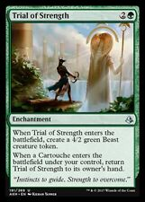 Trial of Strength NM X4 Amonkhet Green Uncommon MTG