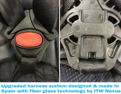 Mcc®  3in1 Convertible Child Baby Car  Seat Safety Booster Group 1//2//3 9-36 kg