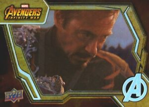 2018-Upper-Deck-Marvel-Avengers-Infinity-War-Tier-2-Base-Set-Trading-Card-71-SP