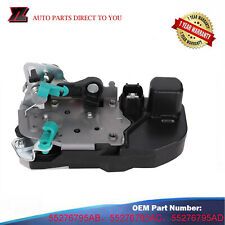 Door Lock Actuator Motor Rear Left and Right Fit 03-09 Dodge Ram 1500 2500 2PCS