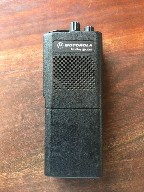 Motorola GP300 Radio