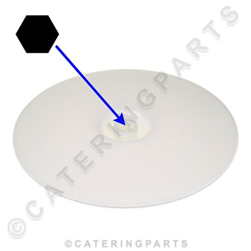 ROBOT COUPE 100954 SLING PLATE 100954S R301 R301 ULTRA CL20 FOR HEXAGONAL SHAFT 302814480284