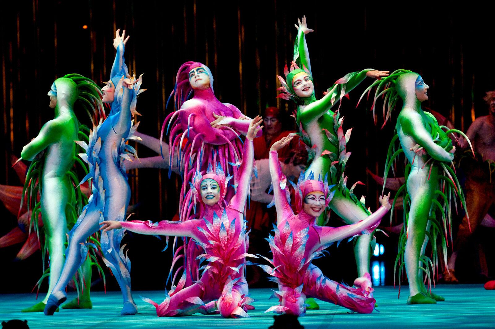 Cirque Du Soleil Varekai San Antonio Tickets Cirque Du