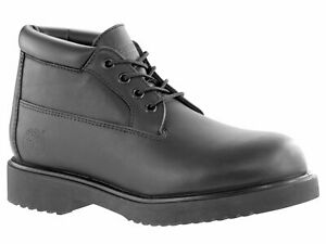 running shoes great deals on sale Details about Timberland WATERPROOF CHUKKA Mens Black Leather TB050059 Boots