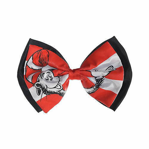Dr Cat in the Hat Bow Tie Seuss
