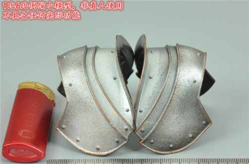 Shoulder Armors D for COOMODEL SE038 Knights Of The Realm 1/6 Scale Action 12''