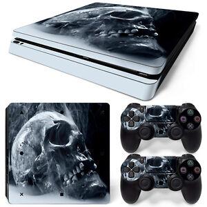Xbox One Skin Design Foils Aufkleber Schutzfolie Set Acid Skull Motiv Video Games & Consoles