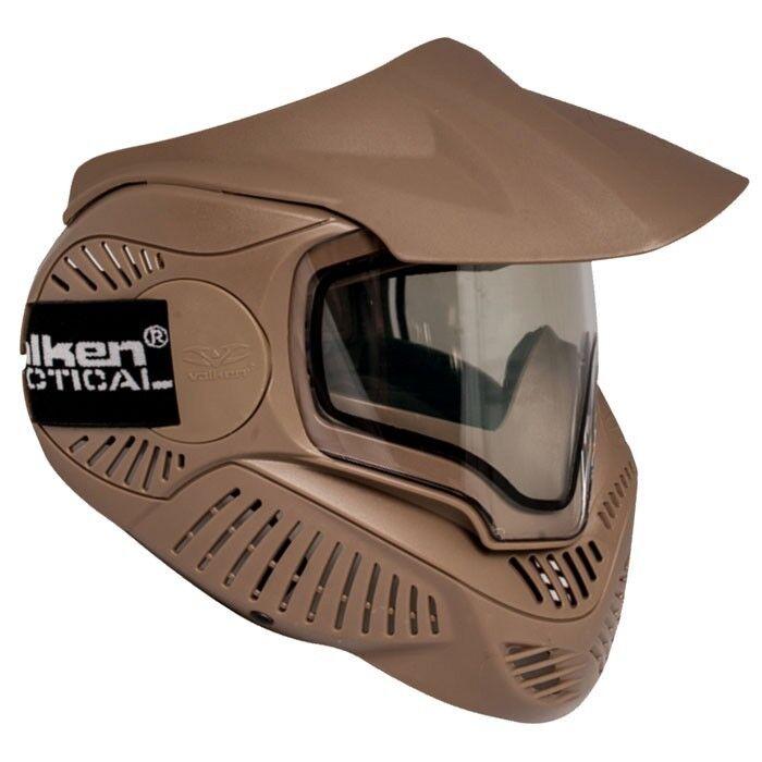 Paintball Maske Valken Annex MI-7 thermal - Tan
