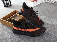SPORTS. MENS YEZ 350 .BOOST TRAINERS FITNESS .GYM SPORTS RUNNING .SHOCK SHOES
