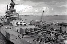 20x30 Poster Battleship USS Iowa San Pedro California #BS1
