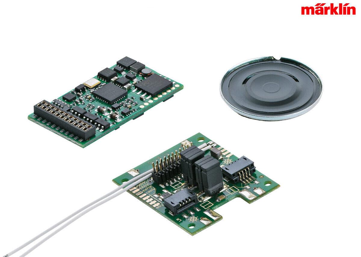 Märklin 60978 SoundDecoder mSD 3 für Start Up-Dieselloks ++ NEU in OVP