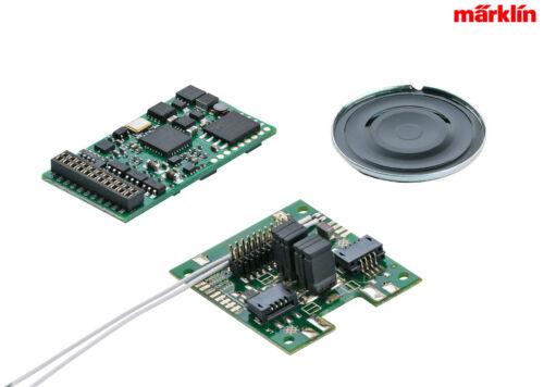 + NEU in OVP Märklin 60978 SoundDecoder mSD//3 für Start Up-Dieselloks