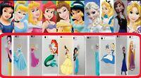 Disney PRINCESSES Transparent TPU Soft case -Apple Iphone 6/6S
