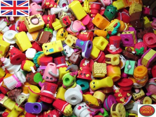 TV & Movie Character Toys 10pcs Shopkins Character Figure Toys Season Random Mixed Lot Cute UK