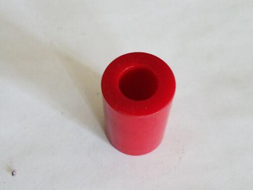 13mm ID x 26mm OD X 45mm LG URETHANE PUNCH STRIPPER RED 95 A P//N 12064
