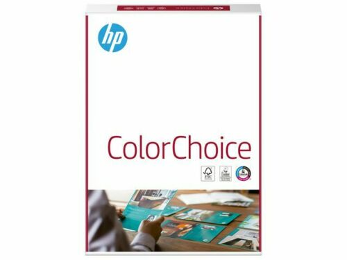 HP A4 200 GSM COLORCHOICE PRINTER PAPER 250 SHEETS PER REAM 1 2 3 4 5 10 REAMS
