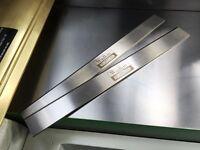 """1 Pair WADKIN PLANER BLADES 310 X 30 X 3 T1 HSS  for WADKIN 12"""" BAO & 12"""" BAOS"""