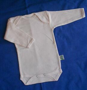 40-Rabatt-Body-langarm-Gr-62-68-von-Lotties-100-Bio-Baumwolle