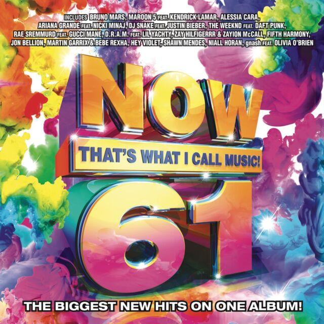 Now That's What i Chiamata Music Volume 61 CD #1967665