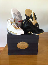 AIR JORDAN 6/7 GOLDEN MOMENT PACK US 12 MEDAL USA OLYMPIC GMP DS 535357-935