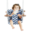 Details about  /Indoor Outdoor Baby Canvas Hanging Swing Activity Toddler Seat Chair Fun Gift