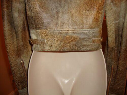 IrwinJordannwt en Superbesuper cuir veste rareépuisénouvelle l5uJ3cT1FK