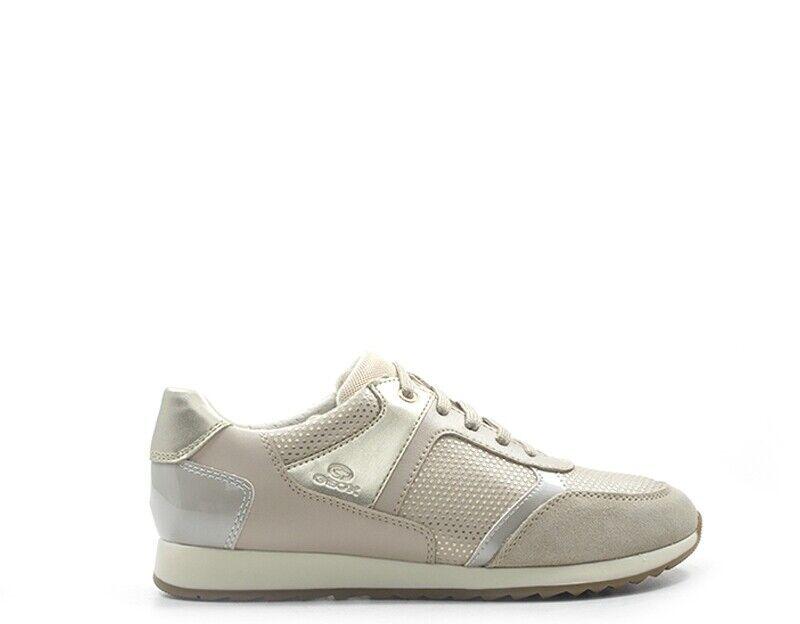 buena calidad Zapatos GEOX mujer zapatillas Trendy Trendy Trendy  BEIGE PU,Scamosciato D846FC-00454-C5000S  calidad garantizada