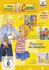 Meine Freundin CONNI - Meine Freundin Conni - Conni und der Babysitter, 1 DVDs