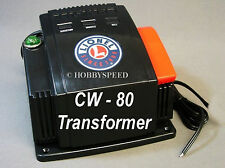 LIONEL TRAIN TRANSFORMER power pack source O Gauge CW-80 NEW IN BOX NEW