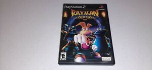 Rayman Arena (Sony PlayStation 2, 2002) PS2 Video Game Complete CIB Tested