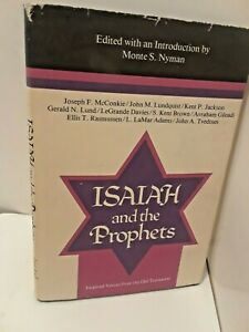 Isaiah-and-the-Prophets-by-Nyman-McConkie-Jackson-Gileadi-Rasmussen-Mormon