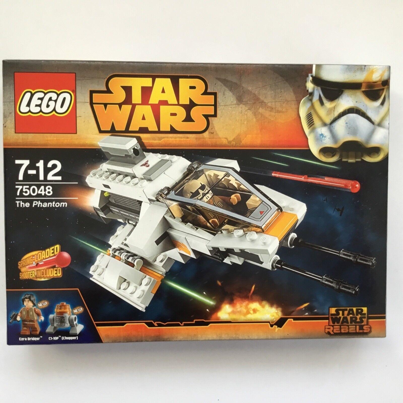 LEGO StarWars 75048 - The Phantom - NEU OVP