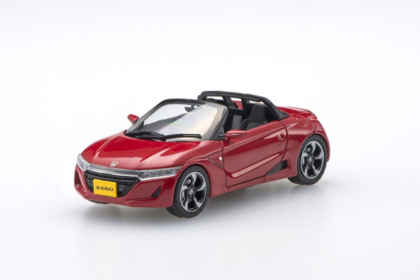 mejor precio Ebbro 45359 1 1 1 43 Honda S660 Rojo  comprar nuevo barato