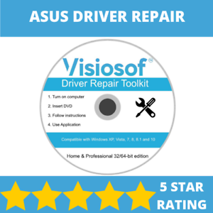 ASUS-Drivers-Software-Repair-CD-DVD-VGA-V435-V824-X53Sa-Z83Sv-Z9000-Z92G-Windows