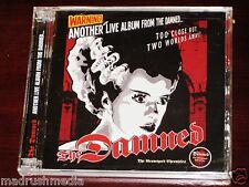 The Damned: Another Live Album From The Damned 2 CD Set 2014 4Worlds Media NEW