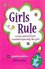 Girls Rule a Very Special Book Created Especially for - Rice Ashley Paper