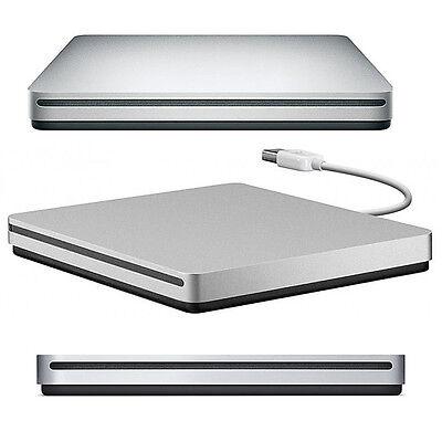 UK USB External CD RW Drive Burner Superdrive for MacBook Air Pro iMac Mac mini